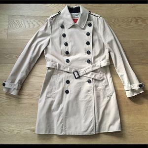 Mango Suits Trench coat